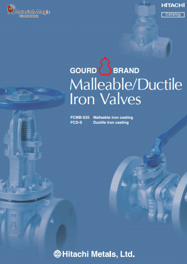 HITACHI Iron Valve